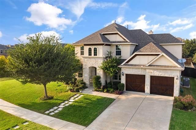 3150 Rembert Drive, Frisco, TX 75033 (MLS #14436840) :: Frankie Arthur Real Estate