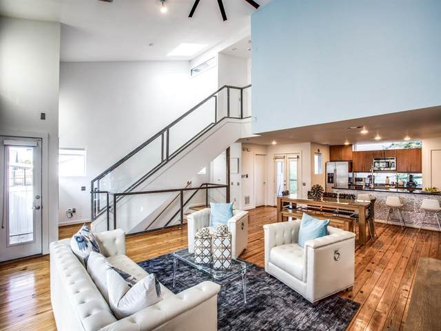 4604 Lester Drive, Dallas, TX 75219 (MLS #14436852) :: The Mitchell Group