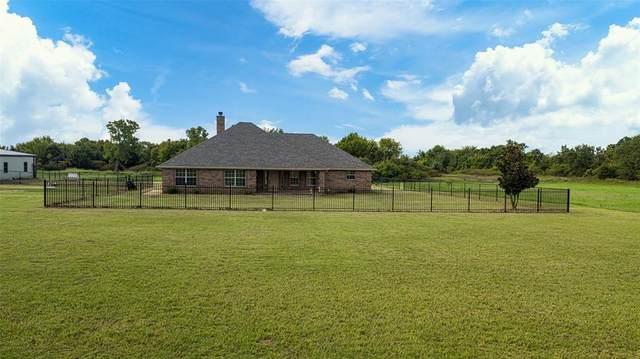 1589 Old Reunion Road, Decatur, TX 76234 (MLS #14436867) :: Trinity Premier Properties