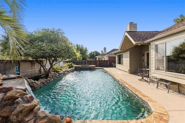 5524 Amistad Street, Fort Worth, TX 76137 (MLS #14436871) :: North Texas Team | RE/MAX Lifestyle Property