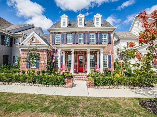 7600 Hanover Street, Mckinney, TX 75071 (#14436881) :: Homes By Lainie Real Estate Group