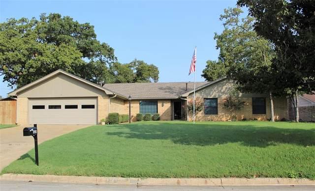 1225 Mockingbird Street, Stephenville, TX 76401 (MLS #14436927) :: The Mauelshagen Group