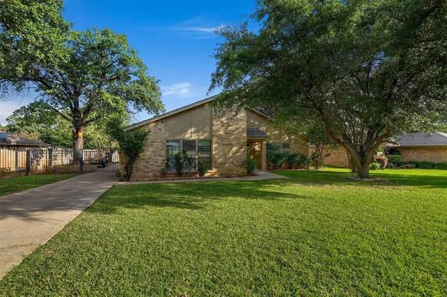 5401 Oak Springs Drive, Arlington, TX 76016 (MLS #14436953) :: The Heyl Group at Keller Williams
