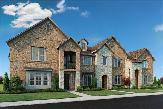 1201 Casselberry Drive, Flower Mound, TX 75028 (MLS #14436962) :: Real Estate By Design