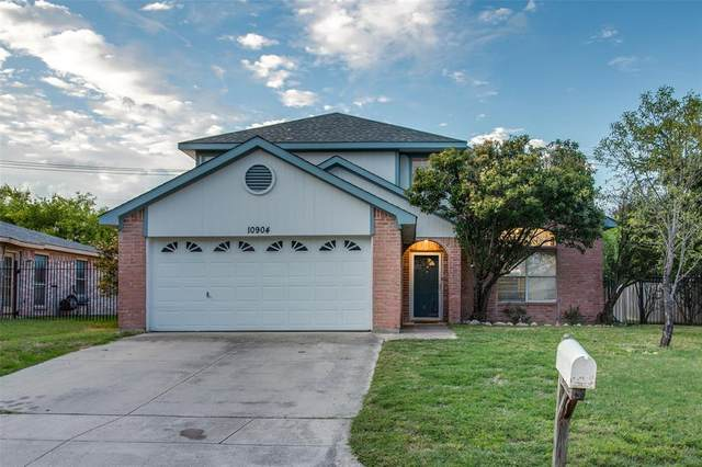 10904 Fandor Street, Fort Worth, TX 76108 (MLS #14436969) :: The Daniel Team