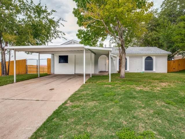 5601 Denise Drive, Haltom City, TX 76148 (MLS #14436998) :: Trinity Premier Properties