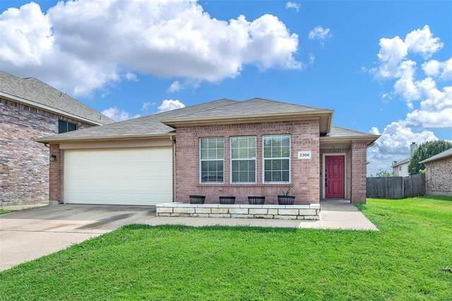 2306 Bantry Lane, Arlington, TX 76002 (MLS #14437028) :: Trinity Premier Properties