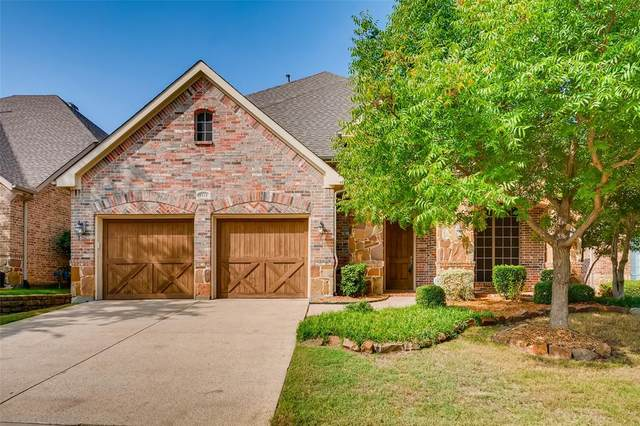 1414 Burnett Drive, Lantana, TX 76226 (MLS #14437033) :: All Cities USA Realty