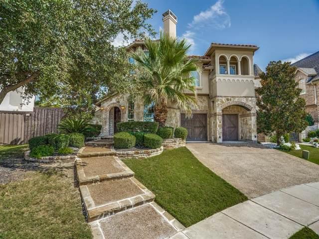 7120 Yardley Lane, Plano, TX 75024 (MLS #14437034) :: Real Estate By Design