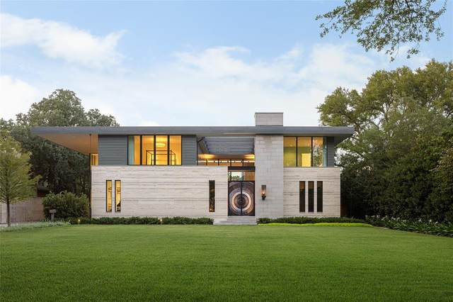 4020 Glenwick Lane, University Park, TX 75205 (MLS #14437035) :: The Hornburg Real Estate Group