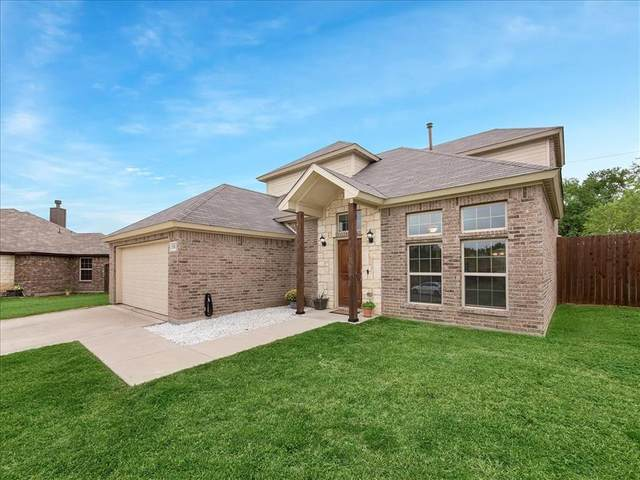 1813 Clearbrook Lane, Corsicana, TX 75110 (MLS #14437039) :: The Tierny Jordan Network