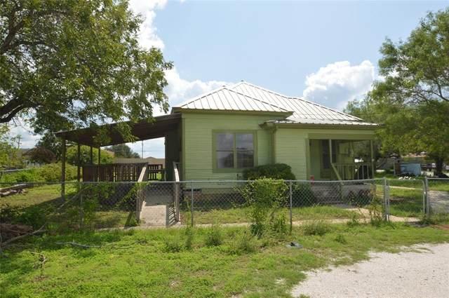 117 W San Saba Street, Lometa, TX 76853 (MLS #14437051) :: The Tierny Jordan Network