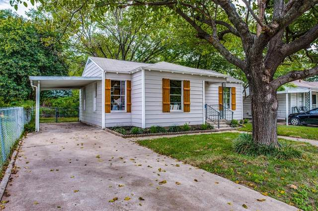 5105 Lyndon Drive, Fort Worth, TX 76116 (MLS #14437079) :: Team Tiller