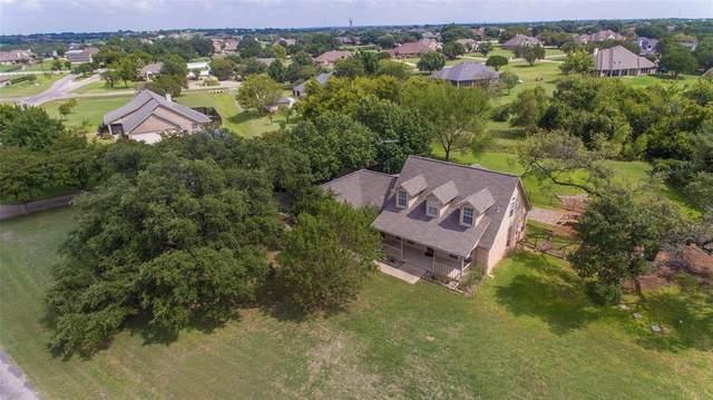 907 Mallard Pointe Drive, Granbury, TX 76049 (MLS #14437083) :: The Good Home Team