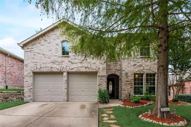 3724 Gannet Drive, Mesquite, TX 75181 (MLS #14437154) :: Maegan Brest | Keller Williams Realty