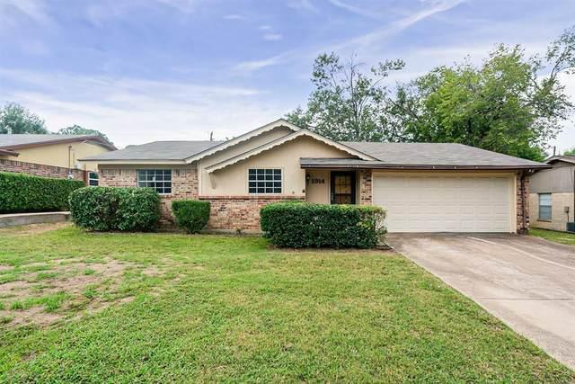 1914 Sandra Kay Lane, Arlington, TX 76015 (MLS #14437157) :: Trinity Premier Properties