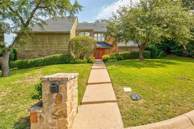 3903 Cross Hill Court, Arlington, TX 76016 (MLS #14437163) :: Trinity Premier Properties