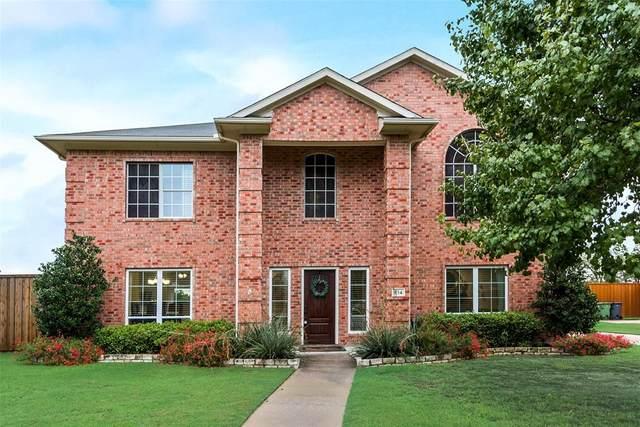 514 Angle Ridge Drive, Murphy, TX 75094 (MLS #14437165) :: The Heyl Group at Keller Williams