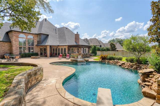 610 Boardwalk Avenue, Southlake, TX 76092 (MLS #14437177) :: RE/MAX Landmark