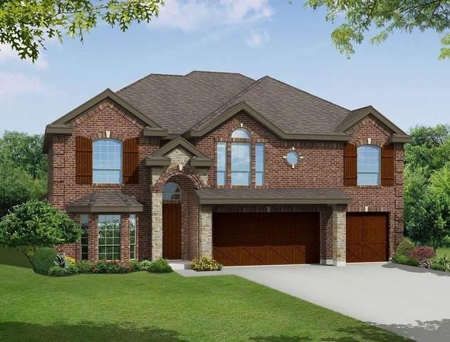 5912 Oakmere Lane, Celina, TX 75009 (MLS #14437180) :: Real Estate By Design