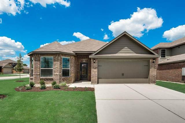4004 Millau Lane, Crowley, TX 76036 (MLS #14437187) :: The Mitchell Group