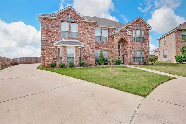 4664 Rush River Trail, Fort Worth, TX 76123 (MLS #14437228) :: The Mitchell Group