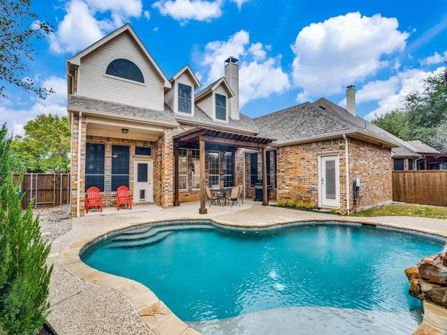 2120 Whitney Lane, Mckinney, TX 75072 (MLS #14437229) :: The Paula Jones Team | RE/MAX of Abilene