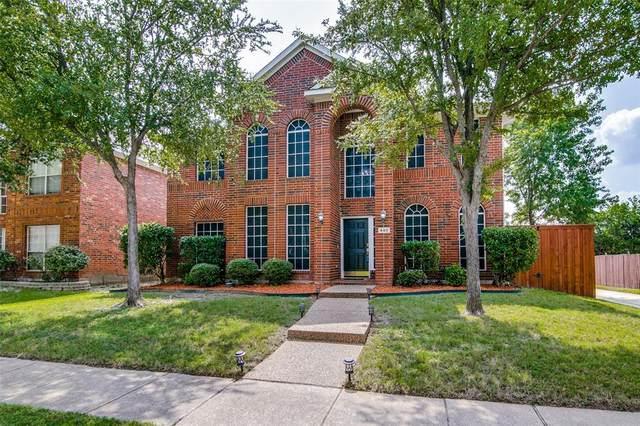 440 Spring Air, Allen, TX 75002 (MLS #14437247) :: Robbins Real Estate Group