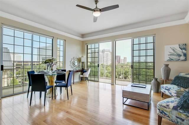 3225 Turtle Creek Boulevard #748, Dallas, TX 75219 (MLS #14437249) :: Real Estate By Design