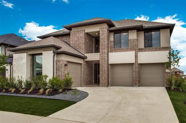 4140 Woodbine Lane, Prosper, TX 75078 (MLS #14437273) :: Real Estate By Design