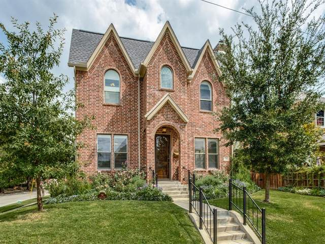 736 Elsbeth Street, Dallas, TX 75208 (MLS #14437275) :: Frankie Arthur Real Estate