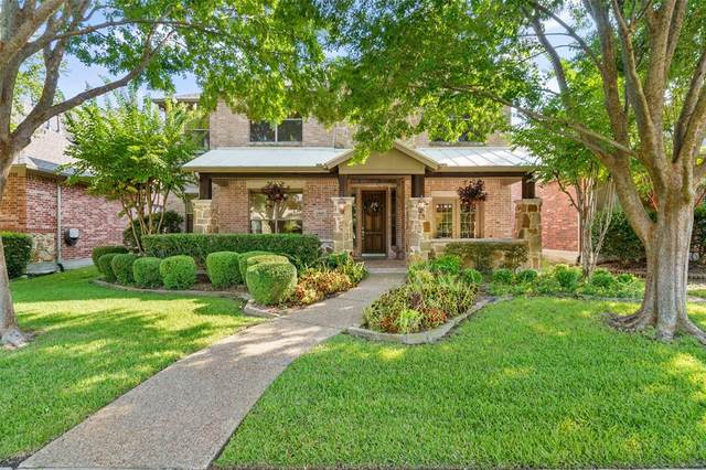 1915 Marshall Drive, Allen, TX 75013 (MLS #14437303) :: Keller Williams Realty
