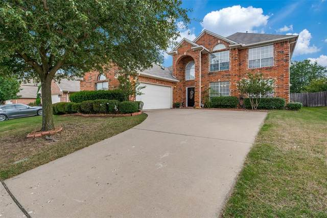 8641 Shadow Trace Drive, Fort Worth, TX 76244 (MLS #14437323) :: Justin Bassett Realty