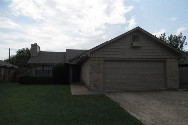 108 Valley Forge Lane, Arlington, TX 76002 (MLS #14437328) :: North Texas Team | RE/MAX Lifestyle Property