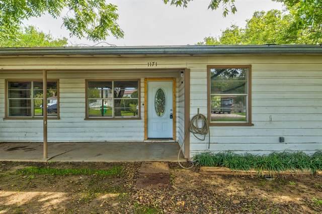 1171 N Race Street, Stephenville, TX 76401 (MLS #14437340) :: The Mauelshagen Group