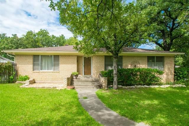 821 Edgewood Place, Denton, TX 76209 (MLS #14437369) :: North Texas Team   RE/MAX Lifestyle Property