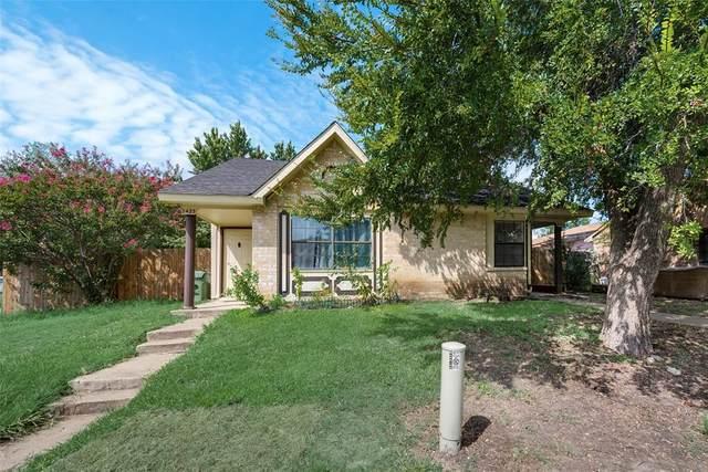 2425 Limestone Drive, Arlington, TX 76014 (MLS #14437398) :: Trinity Premier Properties