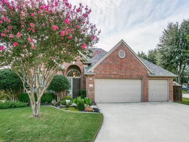 1805 Tealwood Lane, Corinth, TX 76210 (MLS #14437408) :: The Mitchell Group