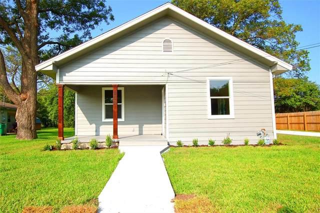 809 S Wine Street, Gainesville, TX 76240 (MLS #14437412) :: The Tierny Jordan Network