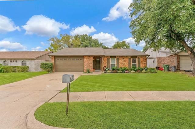 6909 Glenhurst Drive, North Richland Hills, TX 76182 (MLS #14437416) :: RE/MAX Landmark