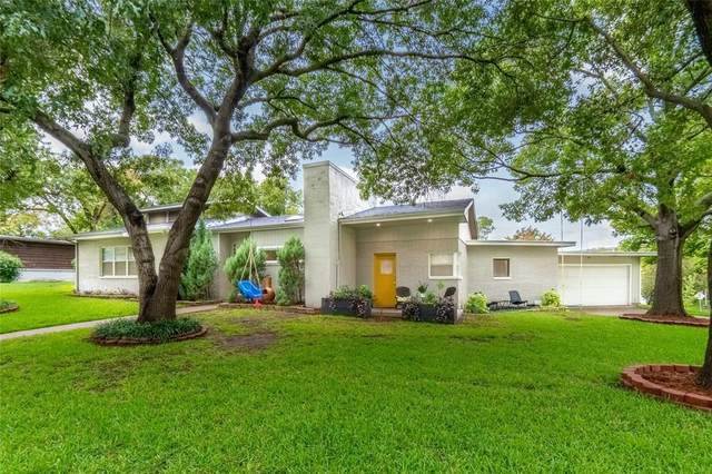 4600 Winthrop Avenue E, Fort Worth, TX 76116 (MLS #14437421) :: The Mitchell Group