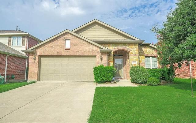 604 Turnstone Drive, Little Elm, TX 75068 (MLS #14437428) :: Real Estate By Design