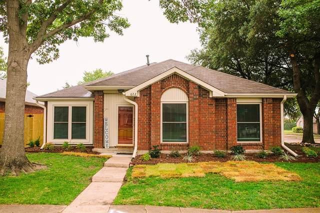 622 Albrook Drive, Allen, TX 75002 (MLS #14437450) :: The Tierny Jordan Network