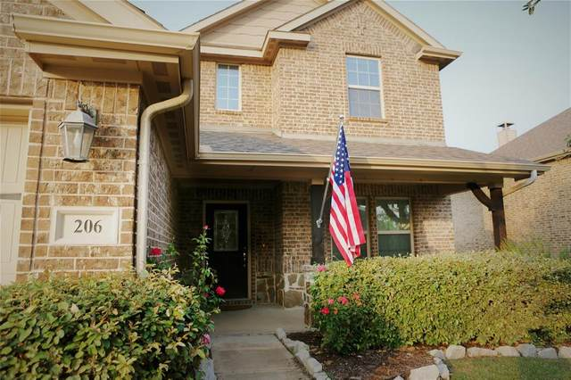 206 Campbell Court, Fate, TX 75189 (MLS #14437458) :: The Paula Jones Team | RE/MAX of Abilene