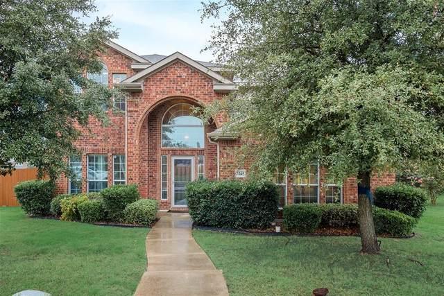 1245 Blue Brook Drive, Rockwall, TX 75087 (MLS #14437474) :: The Mauelshagen Group