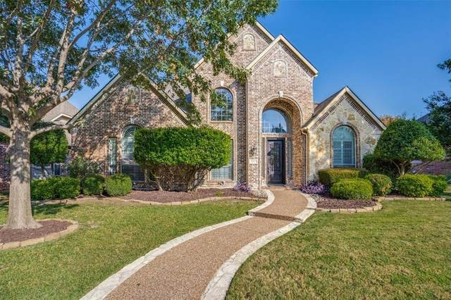 4665 Durban Park Drive, Plano, TX 75024 (MLS #14437488) :: Front Real Estate Co.