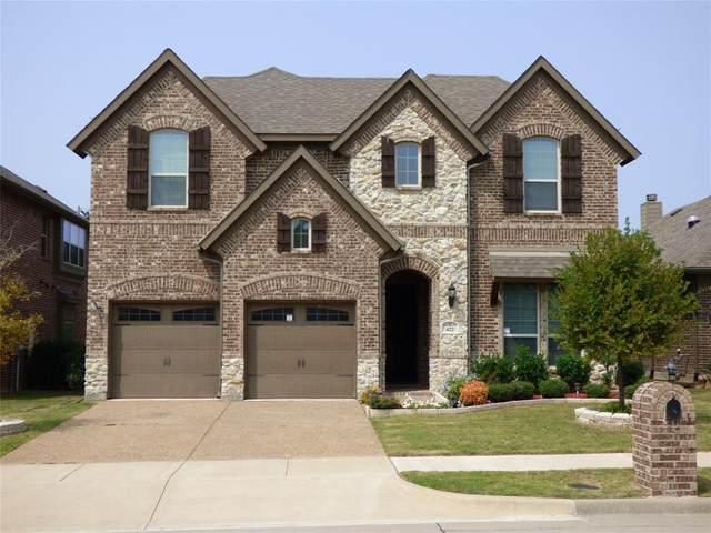 422 Heritage Lane, Wylie, TX 75098 (MLS #14437514) :: Real Estate By Design