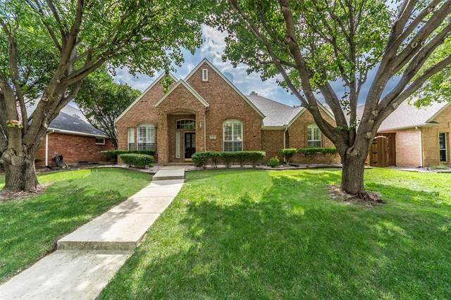 9417 Presthope Drive, Frisco, TX 75035 (MLS #14437517) :: Real Estate By Design