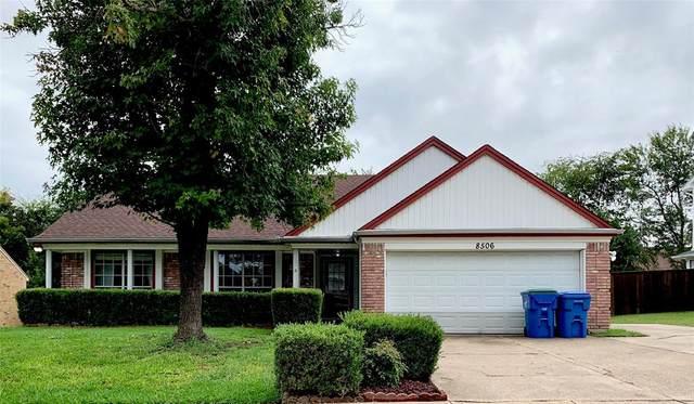 8506 Liberty Lane, Rowlett, TX 75089 (MLS #14437521) :: Trinity Premier Properties
