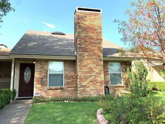 2015 Towngate Drive, Garland, TX 75041 (MLS #14437532) :: The Paula Jones Team | RE/MAX of Abilene